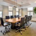 Madison Meeting Room comfortably accommodates 10 people