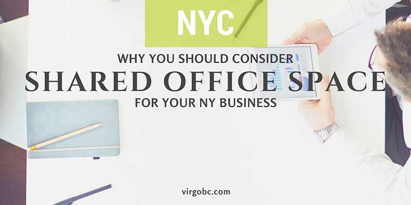 Why you should consider shared office space for your NY business