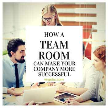 How a team room can make your company more successful