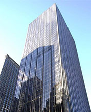 Midtown Manhattan location, 1345 Avenue of the Americas