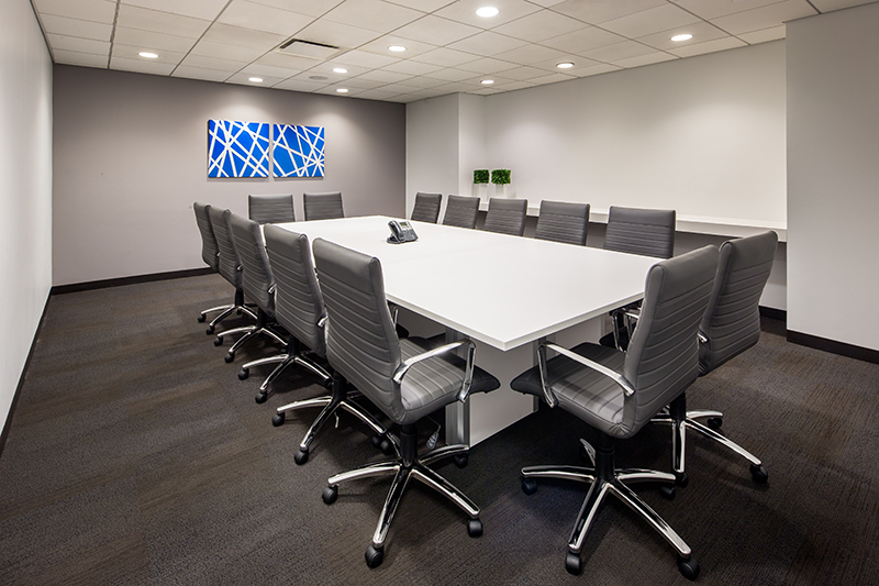 Fischer Meeting Room Seats 14 People Comfortably And Includes HDTV Internet Access