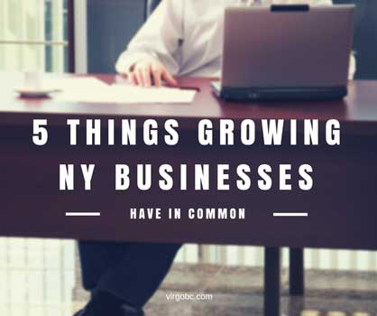 5 things growing New York businesses have in common