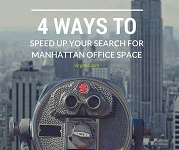 4 ways to speed up your search for Mahattan office space