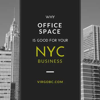 Why office space is actually good for your NYC business